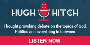 Hugh and Hitch - Listen Now